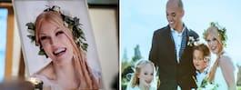 Ida Boströms egna ord till  barnen på begravningen