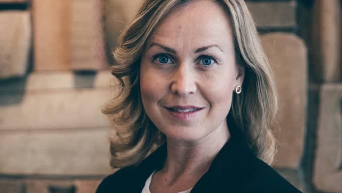 Ruth Nordström. Foto: Abraham Engelmark
