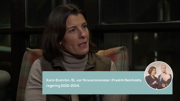 """Karin Enström (M): """"EU:s värderingar är utmanade"""""""
