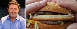 McDonald's-pampen stäms för sexlögner
