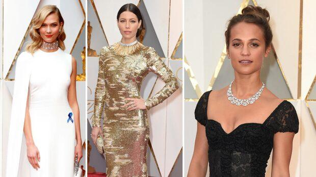 Så klär sig kändisarna på Oscarsgalan 2017