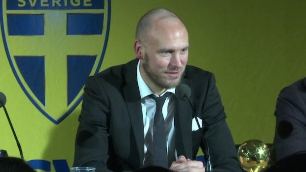 """Granqvist: """"Det är oerhört stort"""""""
