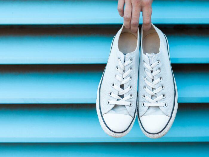 Så rengör du enklast dina skor  74ee86e0ae875