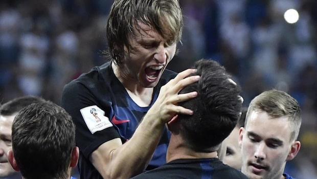 Är Luka Modric världens bästa fotbollsspelare?