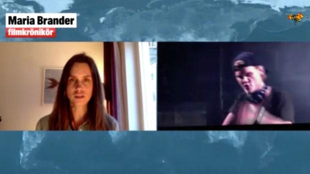 """Maria Brander: """"Han jämförs med Michael Jackson"""""""