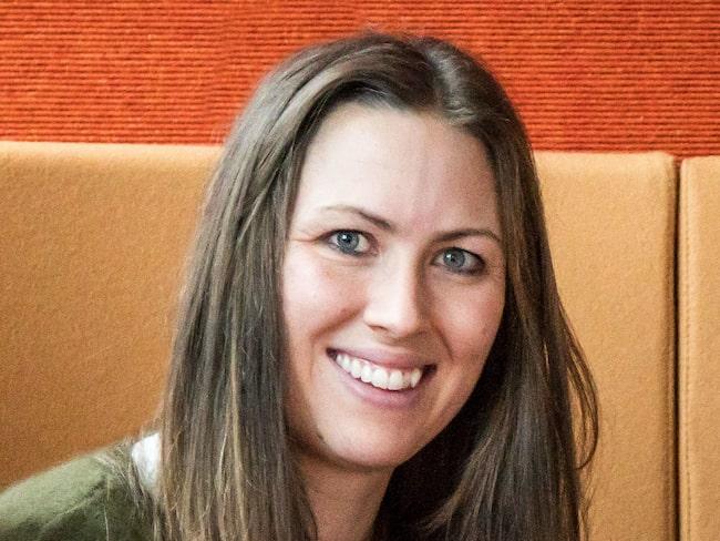 Anna Nordvall, grundare av Inredningskurser.se.