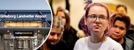 Elin Ersson stoppade utvisning  av dömd man – ångrar sig inte