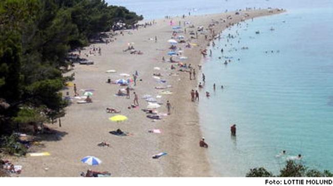 BÄST! Kroatienresenärna är nöjdast enligt MyTravels enkät.