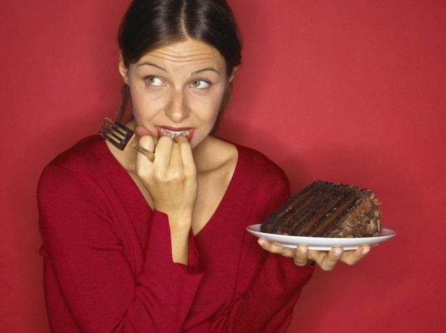 <span>Cravings kan innebära att din kropp behöver något – men det är antagligen inte choklad!</span>