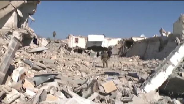 USA tar ansvar för bombning av civila