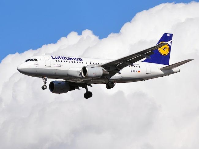 Europas största flygbolag – är numera Lufthansa.