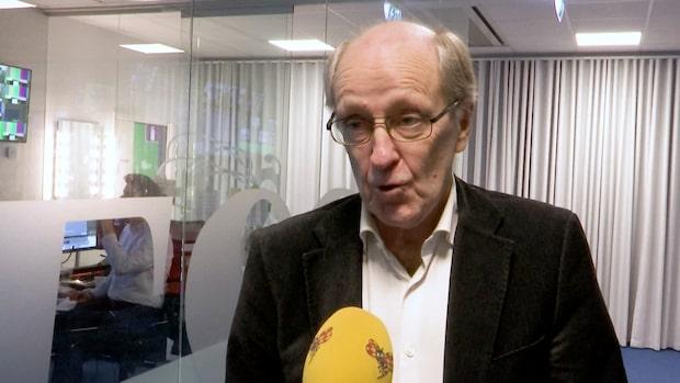 """K-G Bergström: """"Det mest osannolika år jag upplevt sedan 1978"""""""