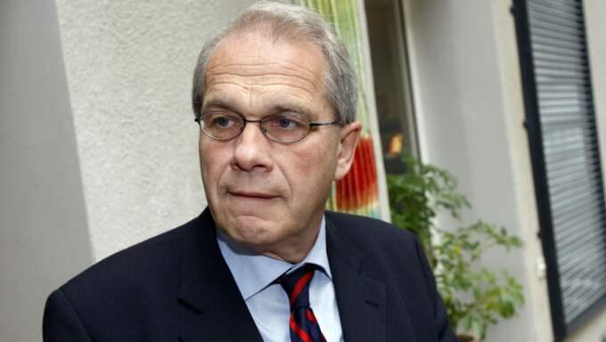 Tomas Nilsson är det juridiska ombud som Margot Wallström anlitat. Foto: Sven Lindwall