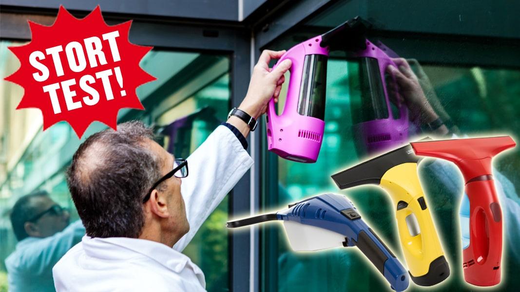 Batteridrivna fönsterskrapor – bäst i test  523783249caaa