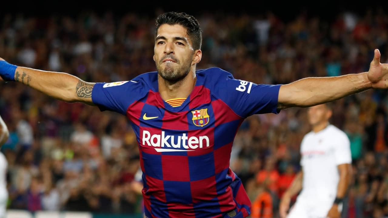 Uppgifter: Suarez är  överens med Atletico