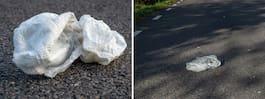 Mystiska blöjdumparen är tillbaka på vägarna