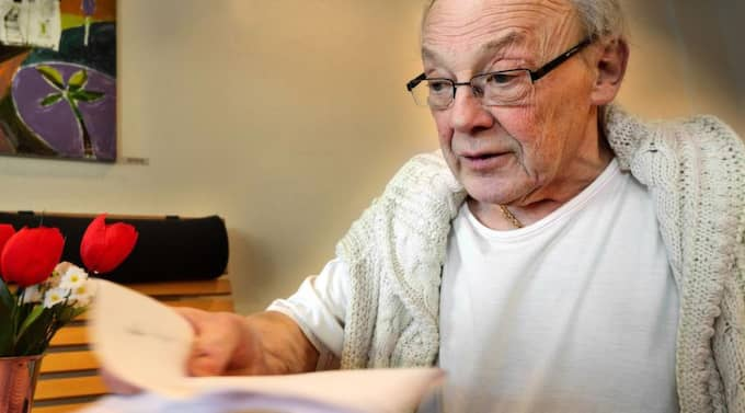 Leif Persson. Foto: Kjell Jansson/Dalarnas Tidningar