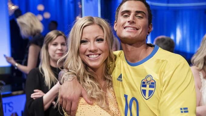 Sigrid Bernson och Samir Badran Foto: OLLE SPORRONG