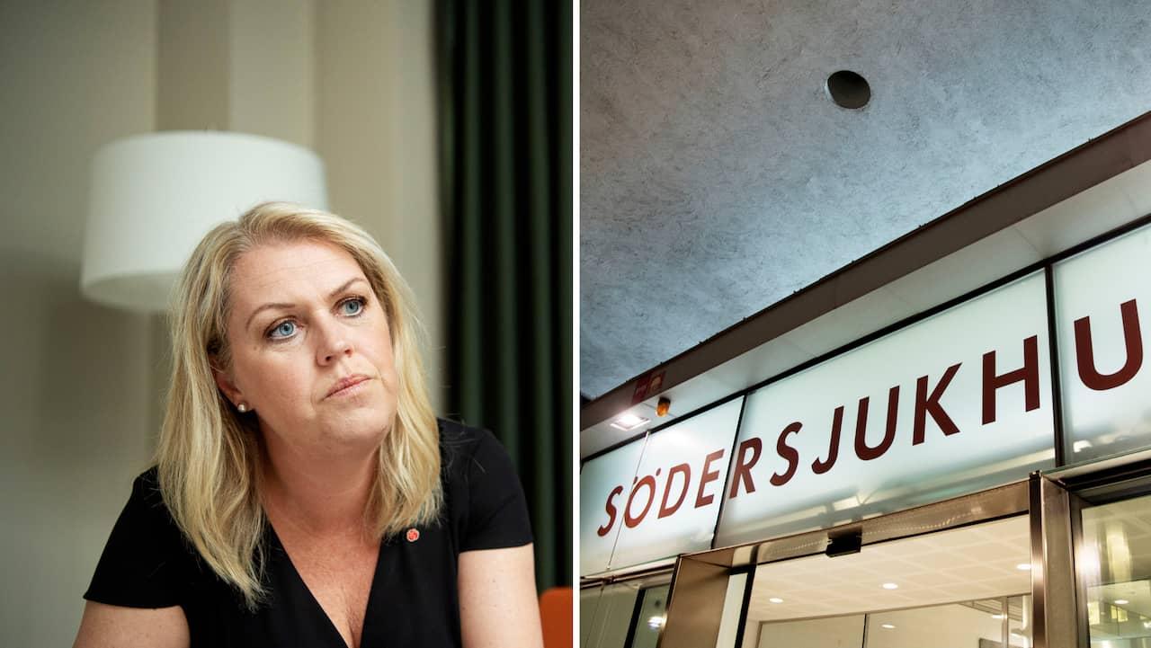 Sjuksköterskans larm till ministern: Patienter dör