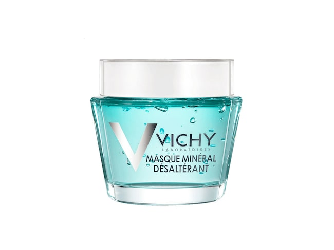 Quenching mineral mask, Vichy