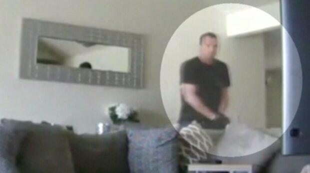 Tjuvar låtsas vara poliser - bryter sig in i hem