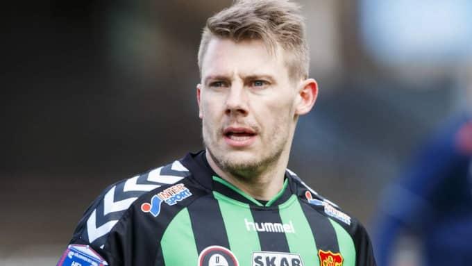 Patrik Ingelsten. Foto: Per Friske