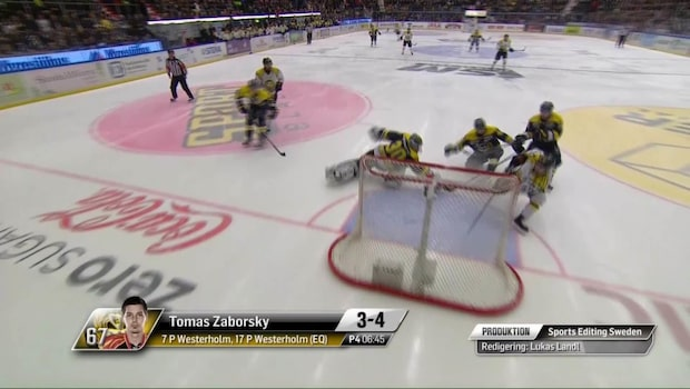 Highlights: HV71-Brynäs match 3:7