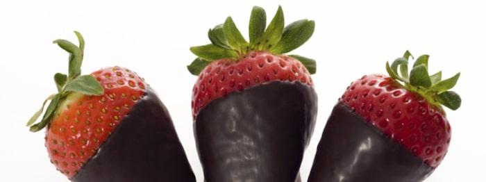 järn i jordgubbar