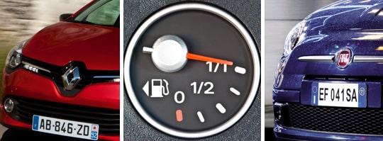 Med vilken bil tar du dig längst per liter?