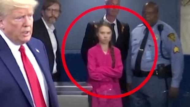 Nu kan Thunberg och Trump mötas igen