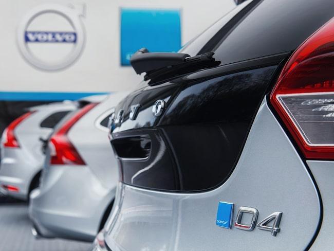 Det är bara en tidsfråga innan dieselmotorerna försvinner helt från Volvo.