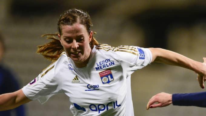 Lotta Schelin. Foto: Imago Sportfotodienst