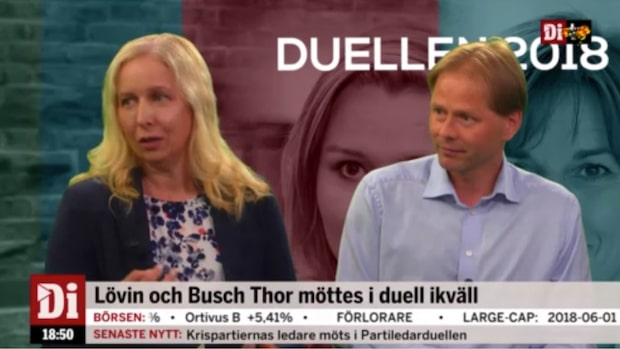 "Anders Lindberg: ""Rekord i dålig personkemi"""