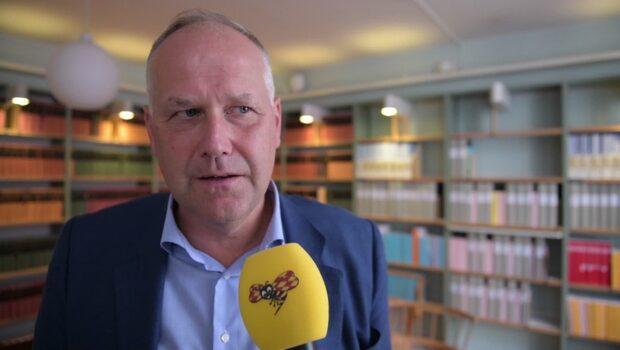 """Jonas Sjöstedts val: Gångtunneln """"Lev"""" som finns i Umeå"""