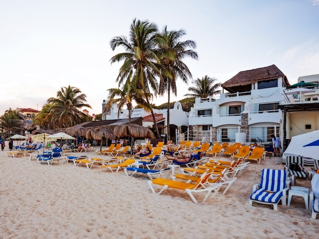Turister uppmanas nobba maldiverna