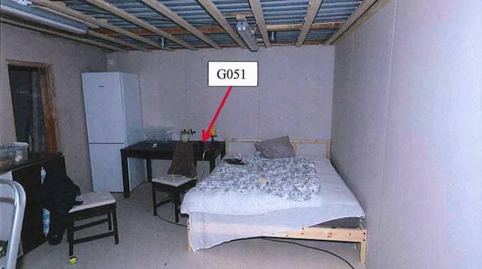 Nu berättar hon om dagarna i bunkern och om tiden efter skräckupplevelserna. Foto: Swedish Police / Handout / Epa / Tt / EPA TT NYHETSBYRÅN