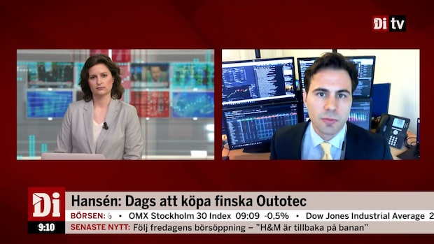 Experten: Köpläge i finska bolaget