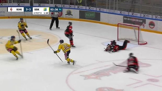 Höjdpunkter: Karlskrona–Södertälje
