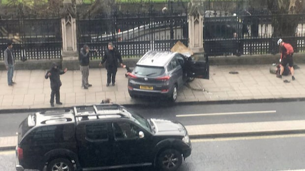 Terrorattacken i London – detta har hänt