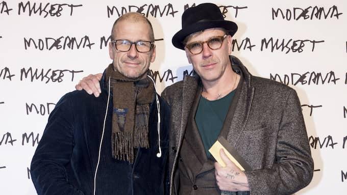 Stefan Larsson älskar en skådespelare. Foto: EXPRESSEN