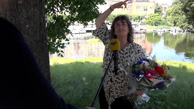 """Siw Malmkvist om """"Let's dance"""""""