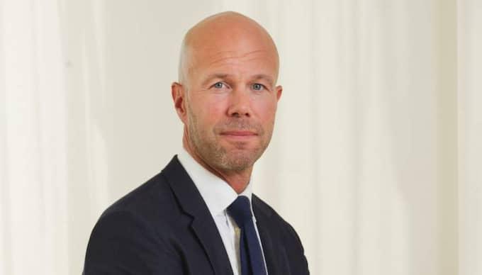 Kommunikationschefen Jonas Lindgren lämnar Försäkringskassan. Foto: Torbjörn Larsson