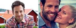 SVT-profilen förlovar  sig med unga kärleken