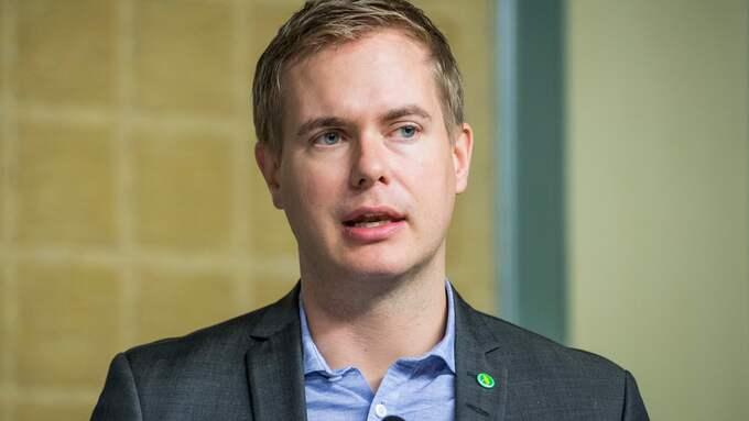 Gustav Fridolin, utbildningsminister (MP), skriver att den svenska skolan klarade av att ta emot många nya elever i samband md flyktingkrisen. Foto: PELLE T NILSSON / STELLA PICTURES - PELLE T NILSSON