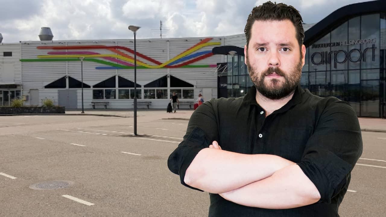 Nordvästra Skåne måste mobilisera för sin flygplats