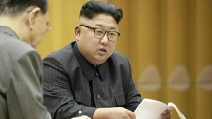 Konflikten mellan Nordkorea och Sydkorea trappas upp Foto: AP / AP TT NYHETSBYRÅN