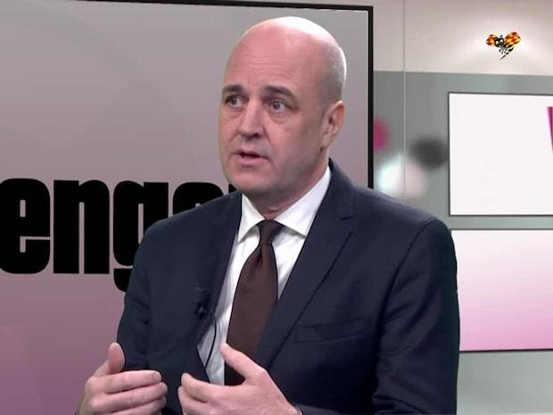 Tidigare statsministern Fredrik Reinfeldt gästar Dina Pengar