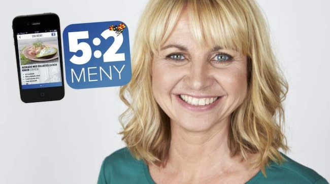 Träffa 5:2- experten. Dietisten Jeanette Steijer på Dietistcentrum i Stockholm är Expressens 5:2-expert.