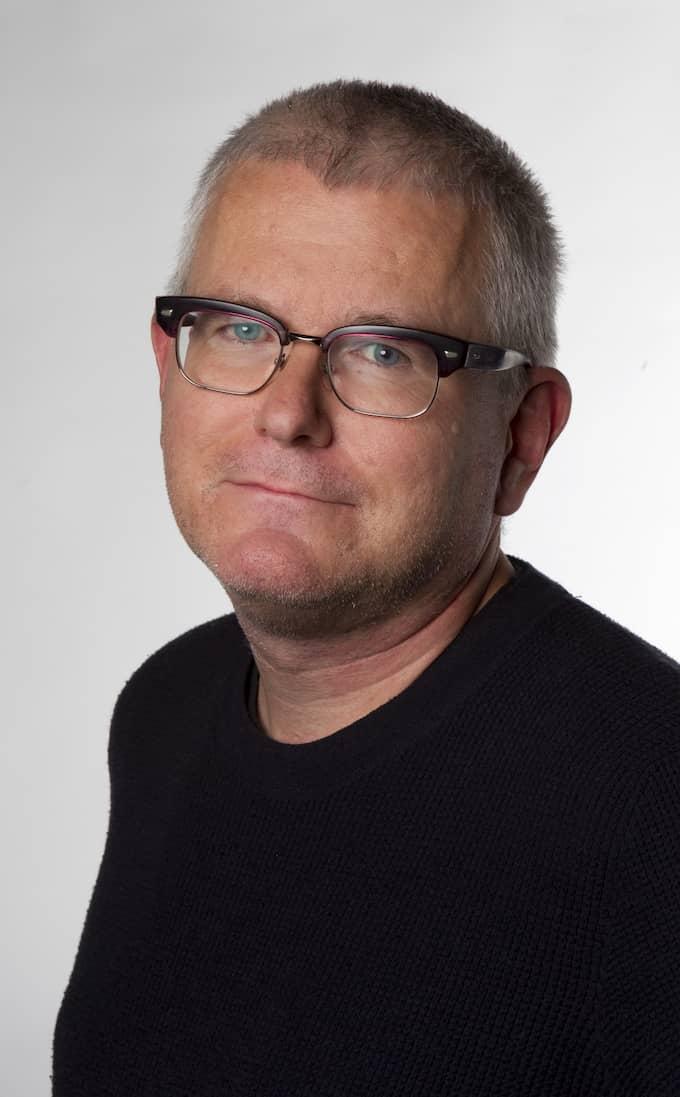 Per Wirtén är författare och medarbetare på Expressens kultursida. Foto: YLWA YNGVESSON