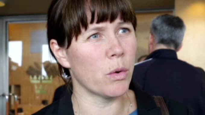 Åsa Romson polisanmäldes efter Expressens avslöjande.
